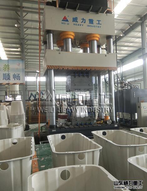 2000吨玻璃钢化粪池